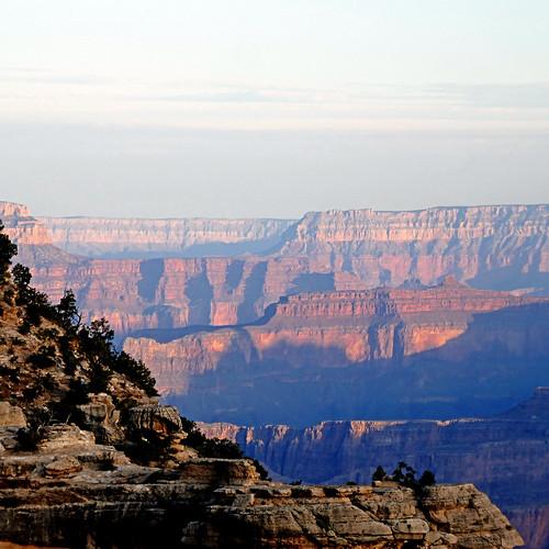 panasonicdmctz101 grandcanyon arizona usa dawn sunrise nationalpark 5000
