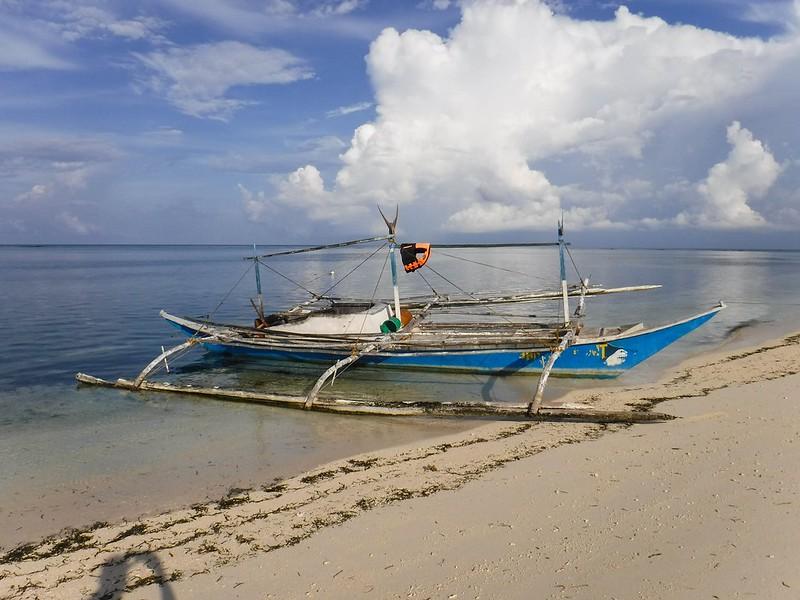 Fisherman's pumpboat
