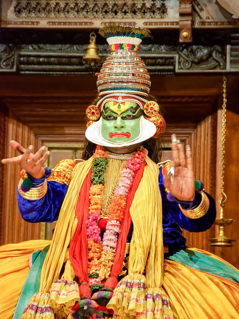 Kathakali..India        ...See my album about India