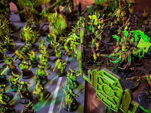 Nurgle Army