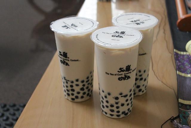 Du lịch Đài Loan - 5 hiệu trà sữa nổi tiếng xứ Đài Bắc 9