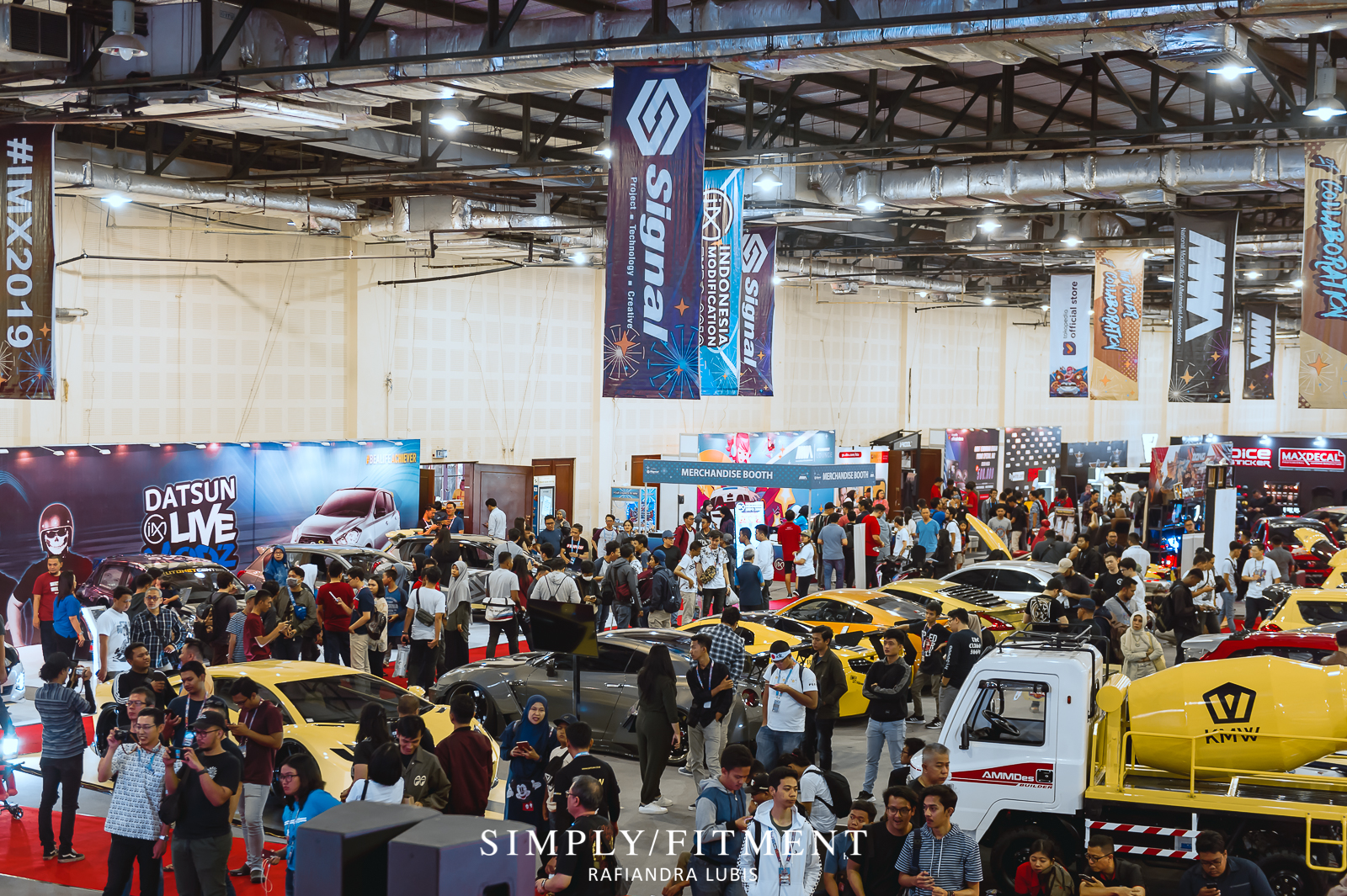 INDONESIA MODIFICATION EXPO 2019 AT BALAI KARTINI, JAKARTA