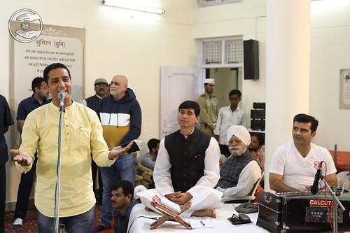 Devotional song by Ajay Bejod, Taraori, Hry