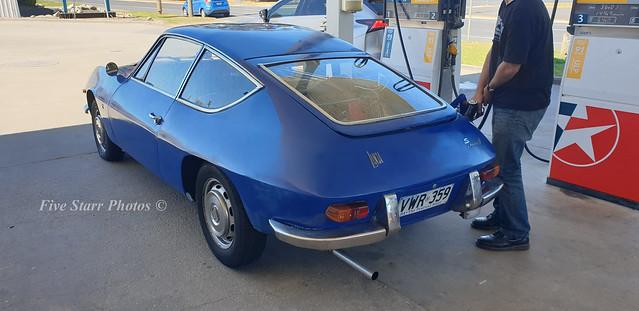 1968 Lancia Fulvia Sport Coupe