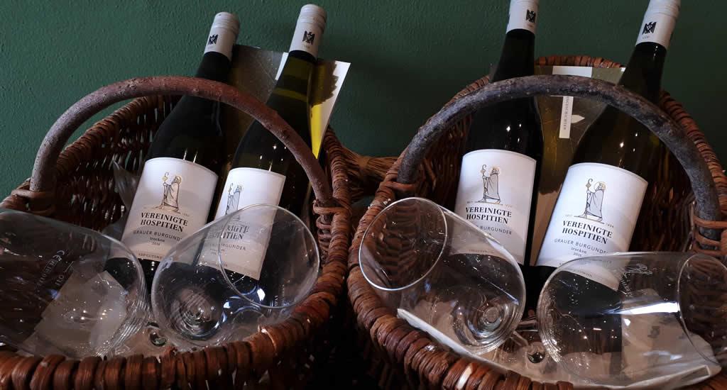Weingut Vereinigte Hospitien | Mooistestedentrips.nl