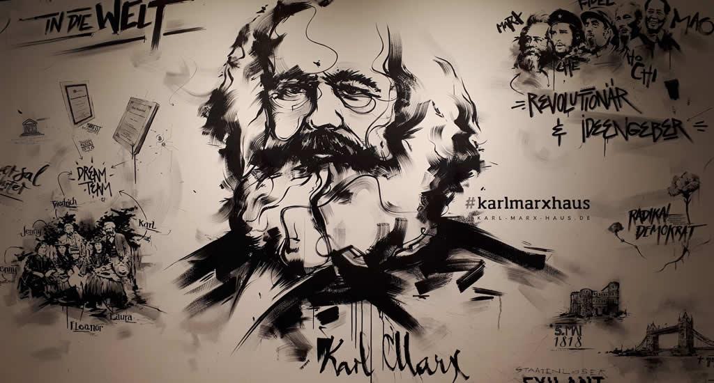 Bezienswaardigheden Trier: Karl Marx Haus | Mooistestedentrips.nl