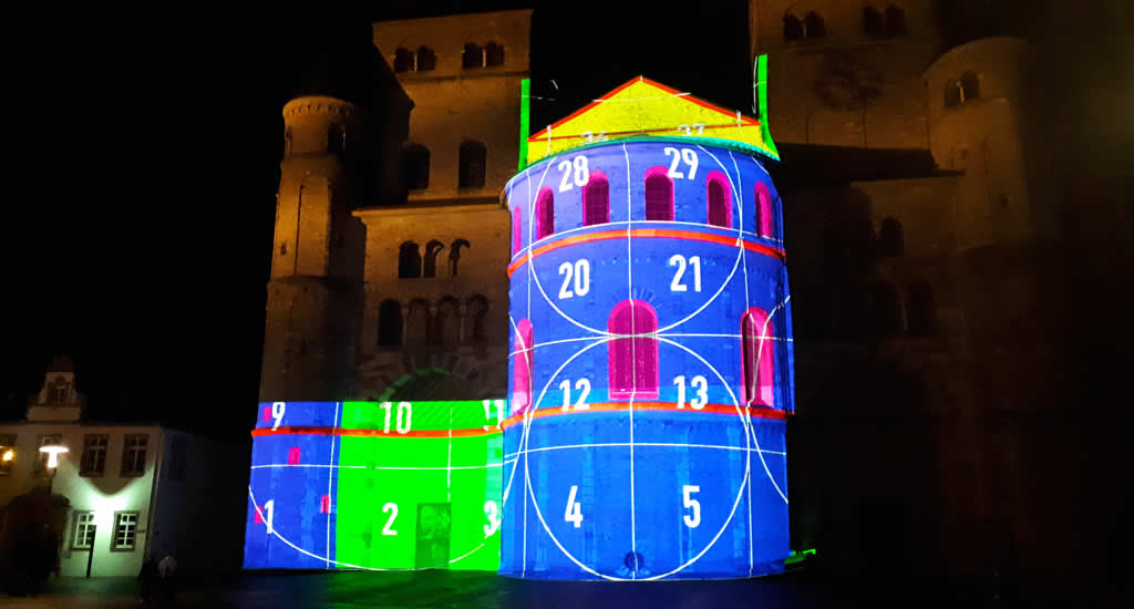 Doen in Trier: bezoek lichtfestival Illuminale | Mooistestedentrips.nl