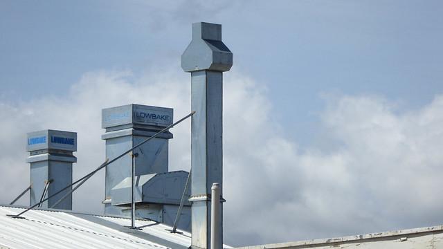 the chimney - the chimneys