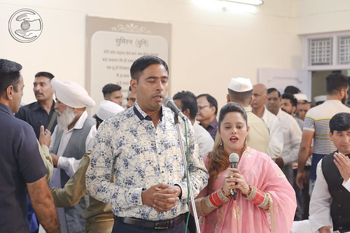 A devotional song by Sandeep and Neha, Delhi