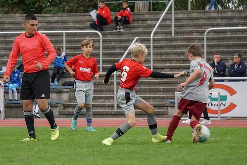 03 E-Jugend Kings Cup 2019  JFS Köln - Spvgg.03 E 1