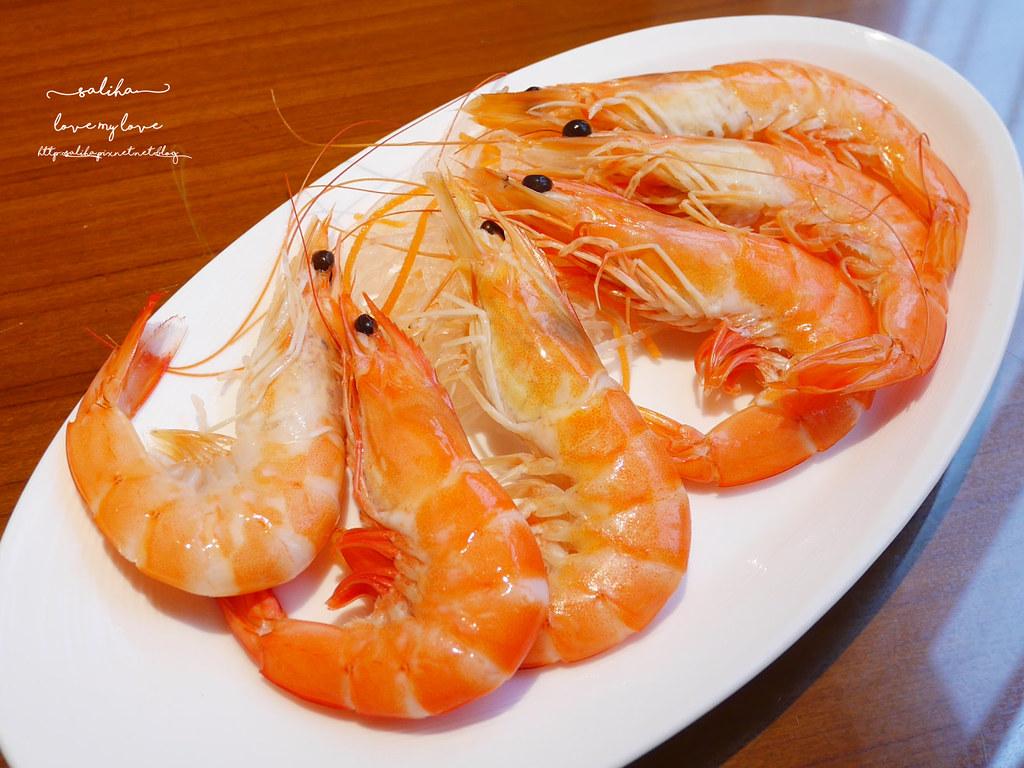 台北首都飯店豫園中餐廳港式點心飲茶吃到飽自助餐父親節母親節慶祝 (2)