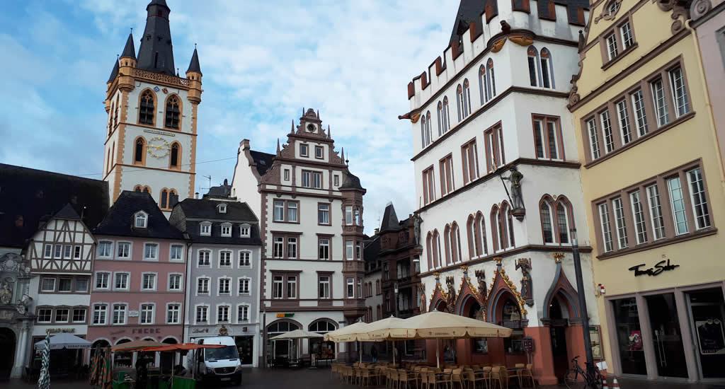 Hauptmarkt, Trier | Mooistestedentrips.nl