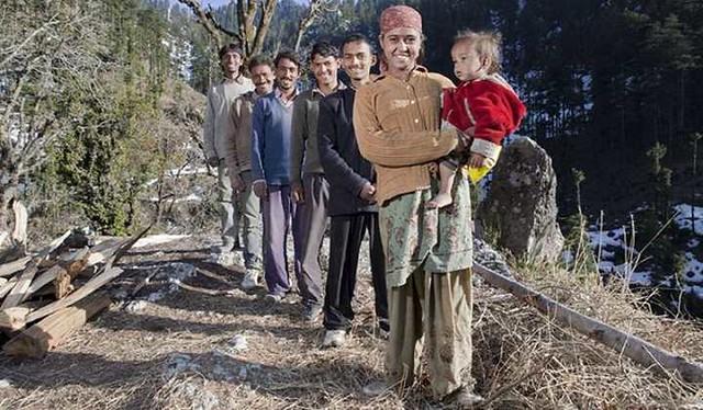 5367 Rajo Verma, meet an Indian girl who has 5 husbands 01