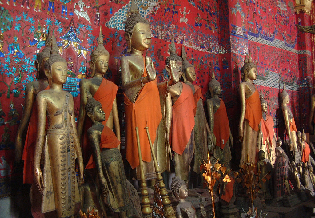 Luang Prabang, 09/02/2006