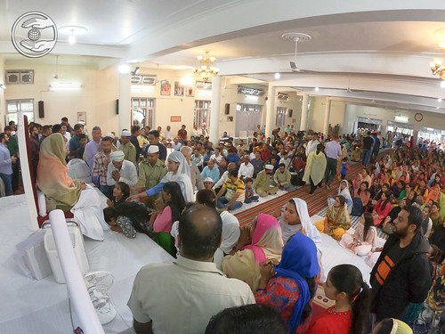 Holy congregation