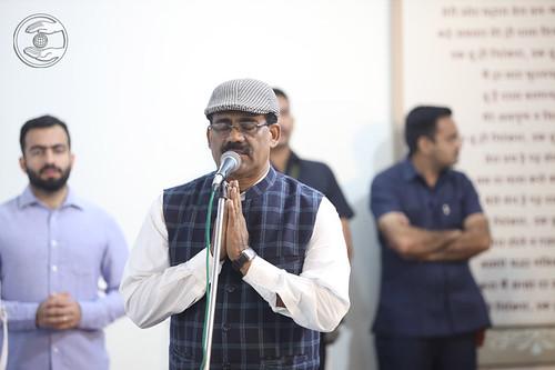 Speech by Nepal Singh, Delhi