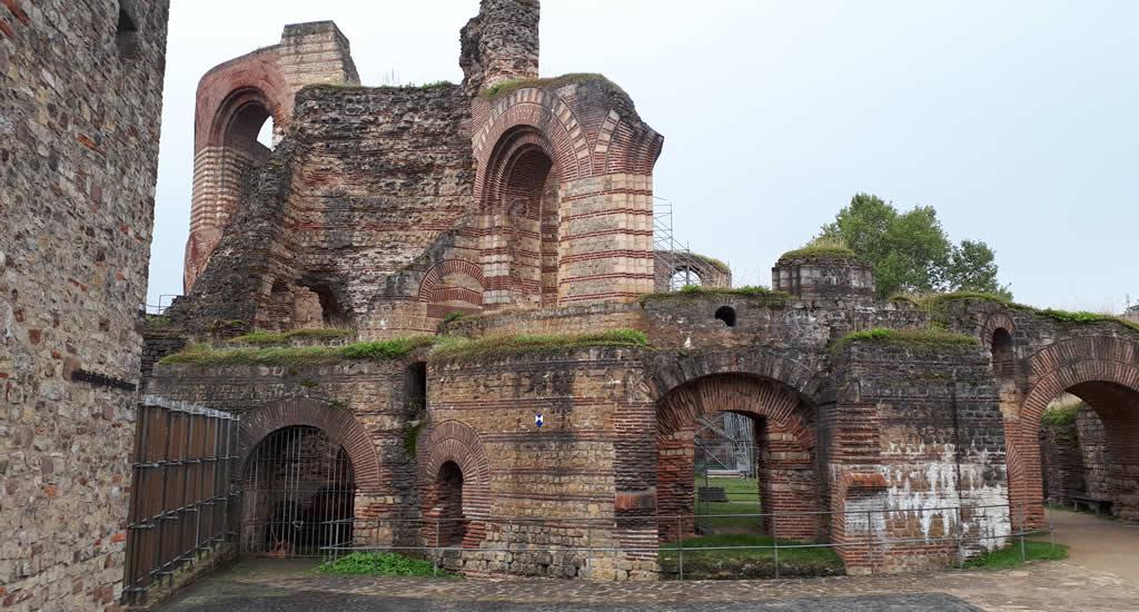Kaiserthermen, Trier | Mooistestedentrips.nl