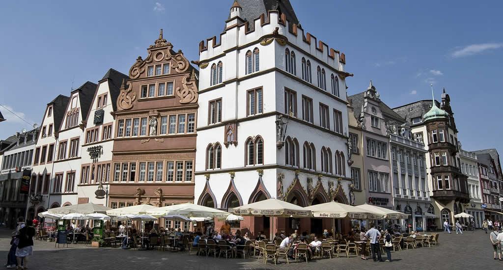 Bezienswaardigheden Trier: Hauptmarkt | Mooistestedentrips.nl