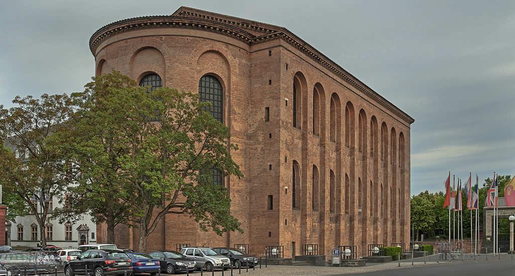 Konstantin Basilica | Mooistestedentrips.nl