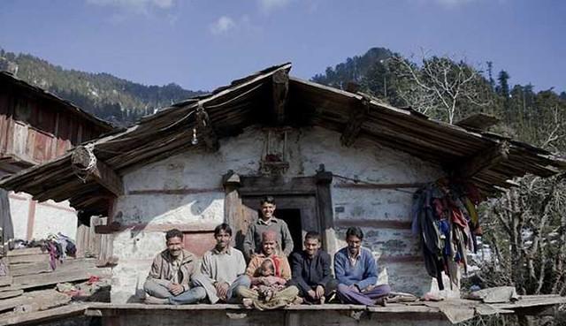 5367 Rajo Verma, meet an Indian girl who has 5 husbands 03