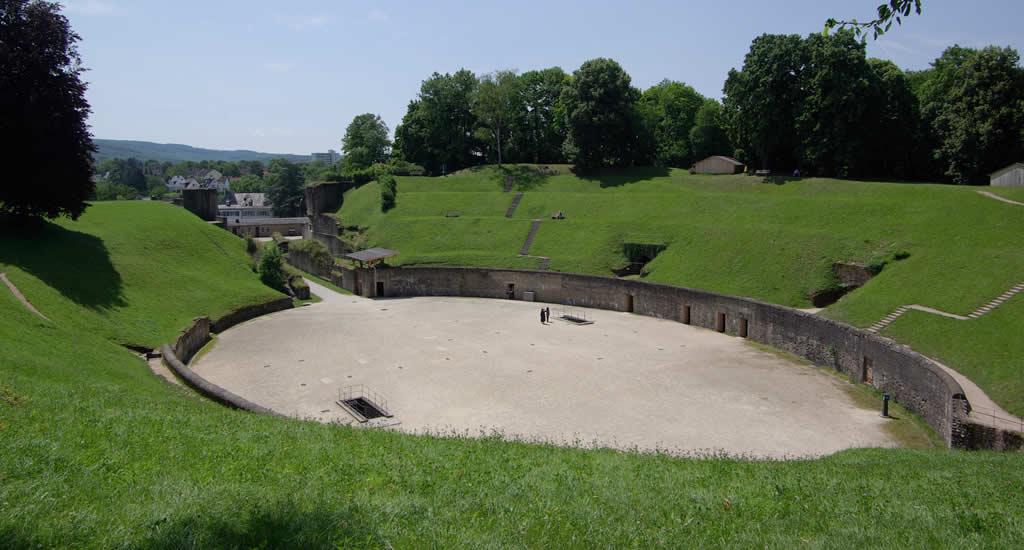 Bezienswaardigheden Trier: Amfitheater | Mooistestedentrips.nl