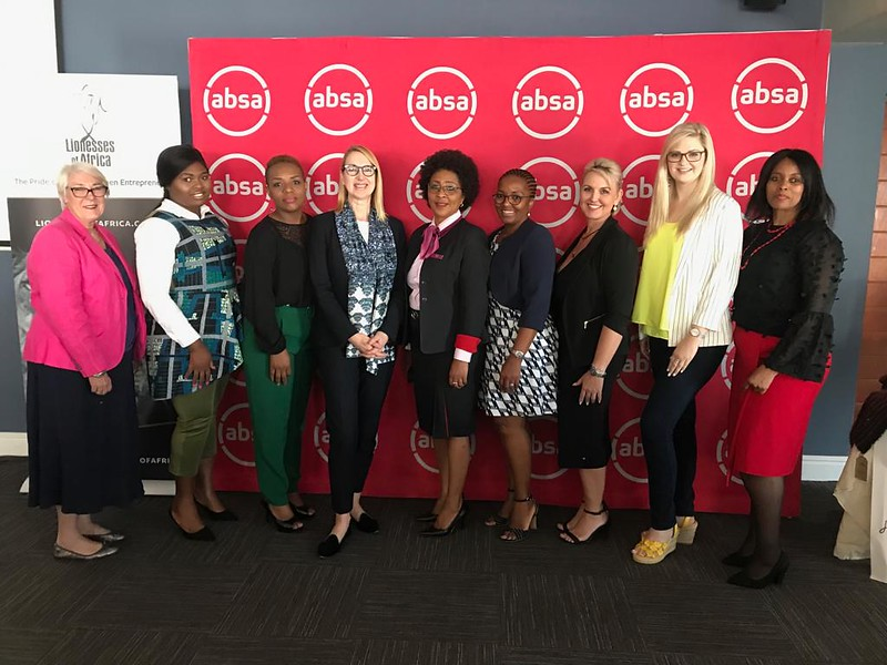 Lioness Lean In Enterprise - Port Elizabeth, South Africa, 27 September 2019