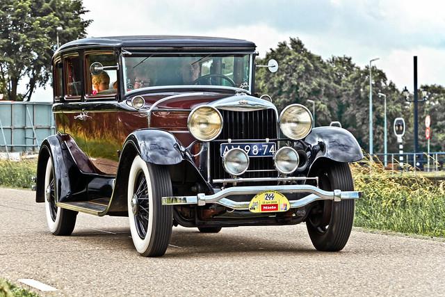 Lincoln Sedan 1930 (6648)