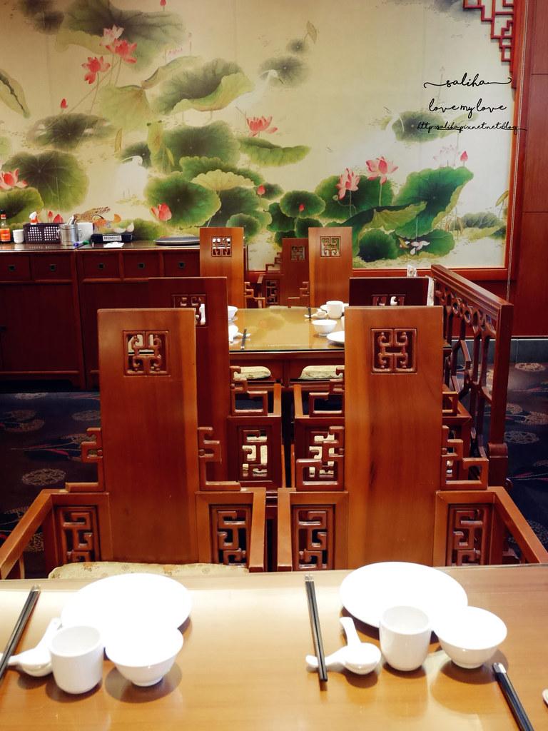 台北首都飯店豫園中餐廳氣氛好父親節母親節大餐 (1)