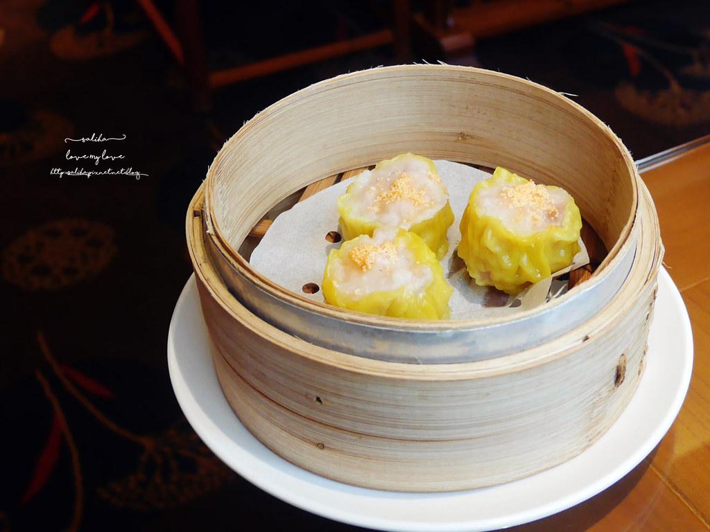 台北中山區首都飯店豫園中餐廳港式飲茶吃到飽自助餐 (1)
