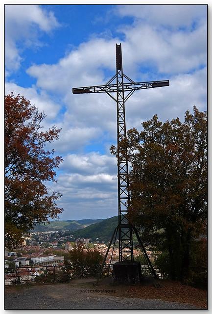 La Croix Magne, Caors (Lot, France)