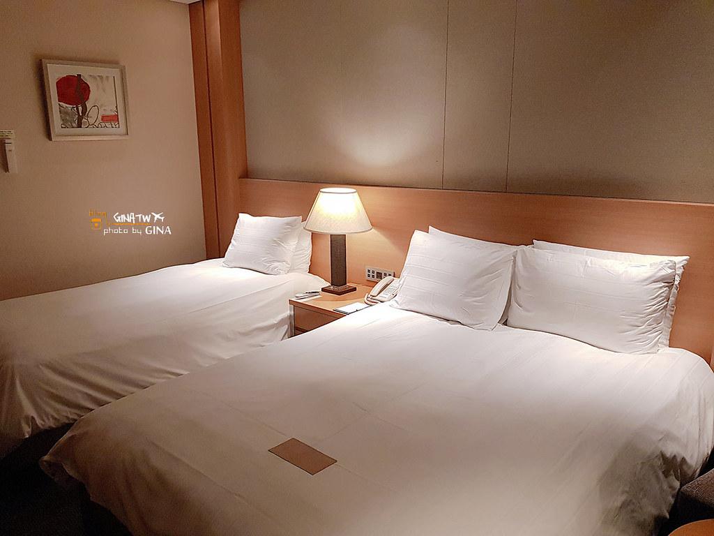 2020濟州島住宿推薦》濟州市中心飯店 樂天城市酒店(Lotte City Hotel Jeju / 제주 롯데시티호텔)結合樂天免稅店、靠近蓮洞、E-MART、樂天超市、濟州機場 @Gina Lin
