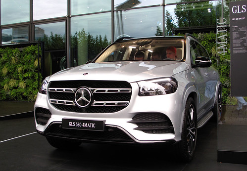 Mercedes-Benz GLS (X167) Photo