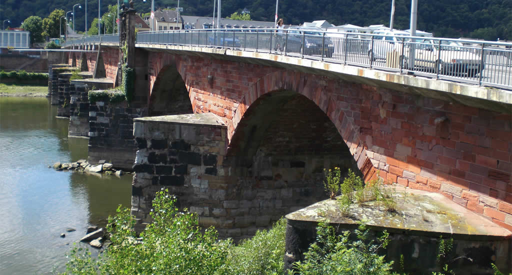 Römerbrücke, Trier | Mooistestedentrips.nl