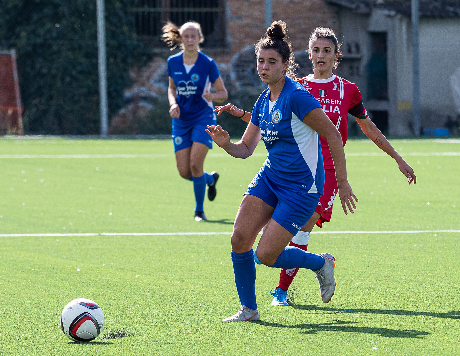 Primavera | San Marino Academy - Pink Sport Time
