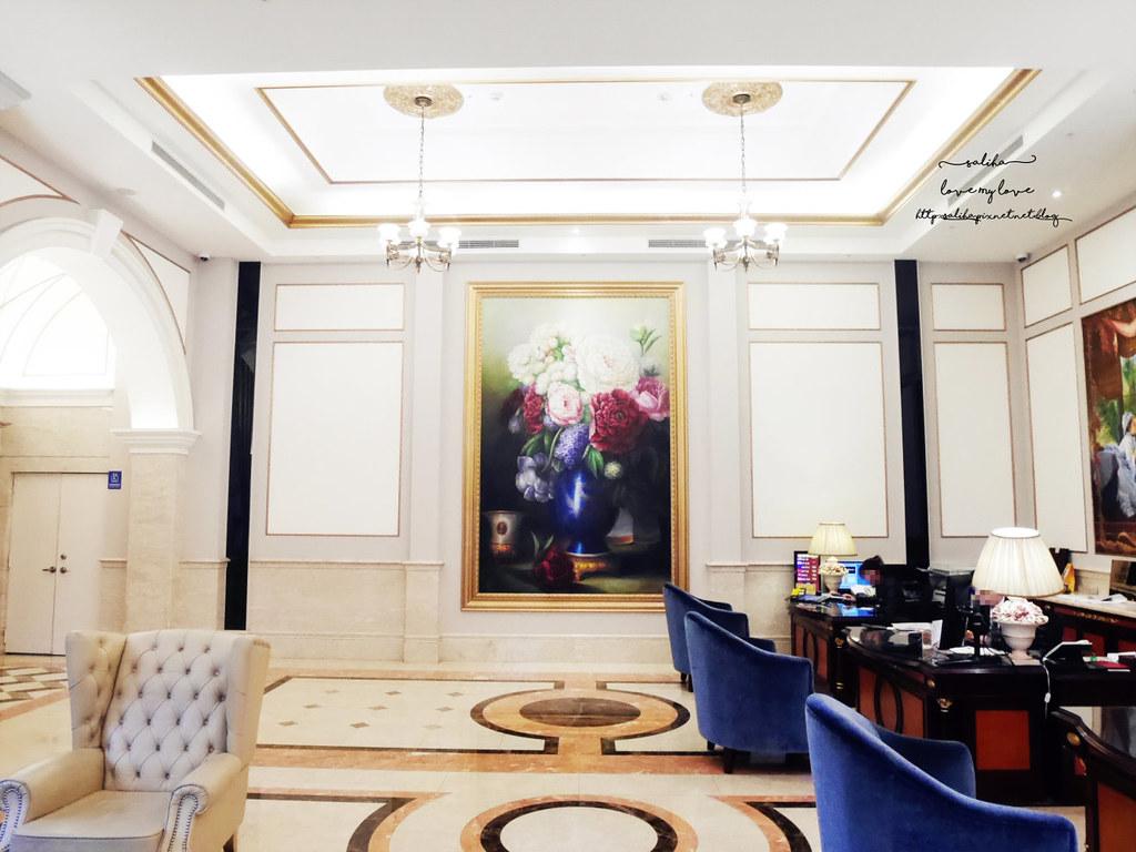 台北首都飯店豫園中餐廳松江南京站父親節母親節吃到飽自助餐餐廳 (2)