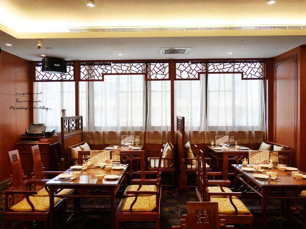 台北首都飯店豫園中餐廳氣氛好父親節母親節大餐 (3)