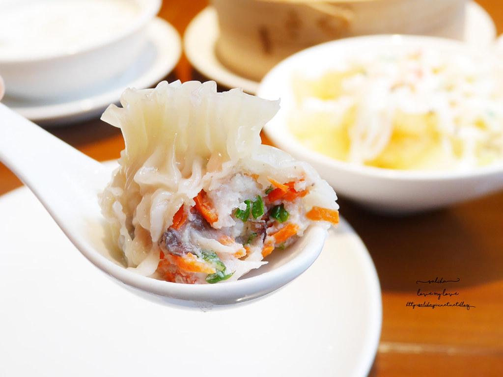 台北首都飯店豫園中餐廳好吃港式蒸籠點心吃到飽價位分享推薦 (3)