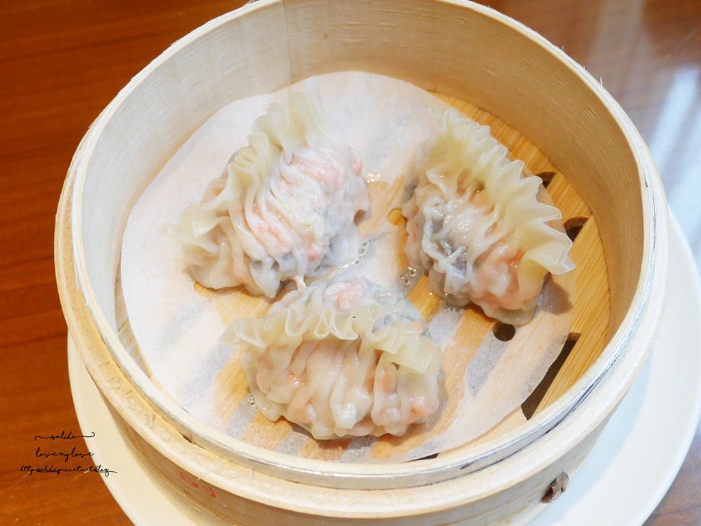 台北首都飯店豫園中餐廳好吃港式蒸籠點心吃到飽價位分享推薦 (2)
