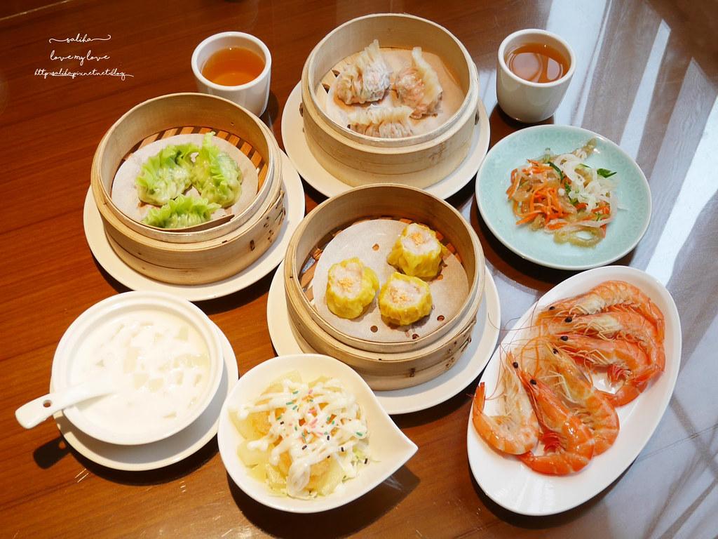 台北首都飯店豫園中餐廳好吃港式蒸籠點心吃到飽價位分享推薦 (1)