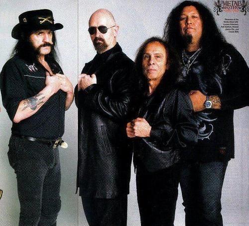 Lem, Rob, Ronnie and Chuck
