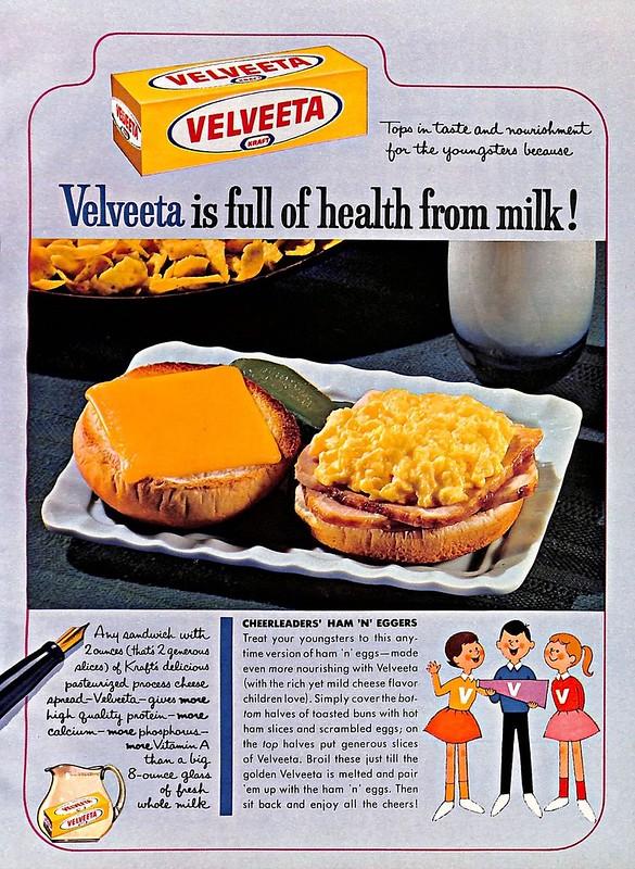 Kraft, Velveeta 1964