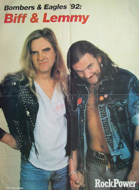 Lemmy and Biff