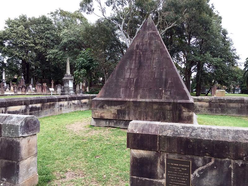 Alexander Berry Pyramid