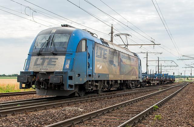 Blue train..