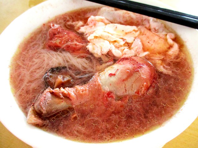 Hee's Food Corner mee sua