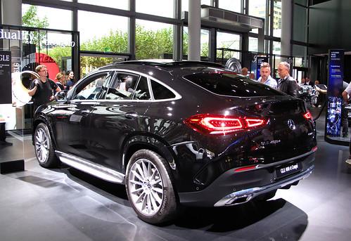 Mercedes-Benz GLE Coupé (C167) Photo