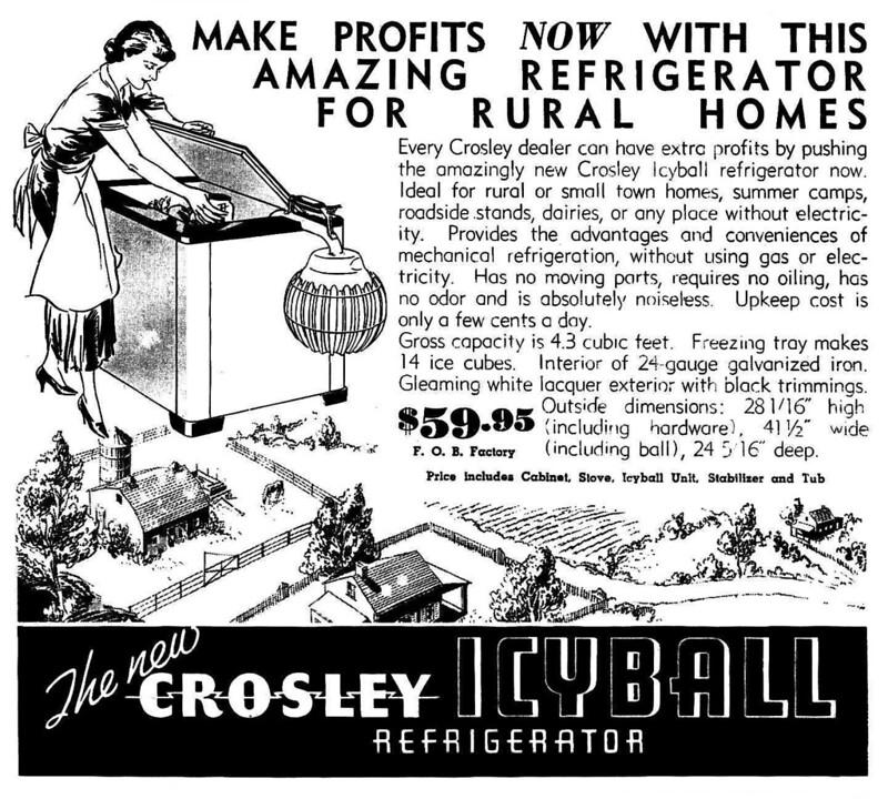Vintage Appliance Advertisements Part Fifteen
