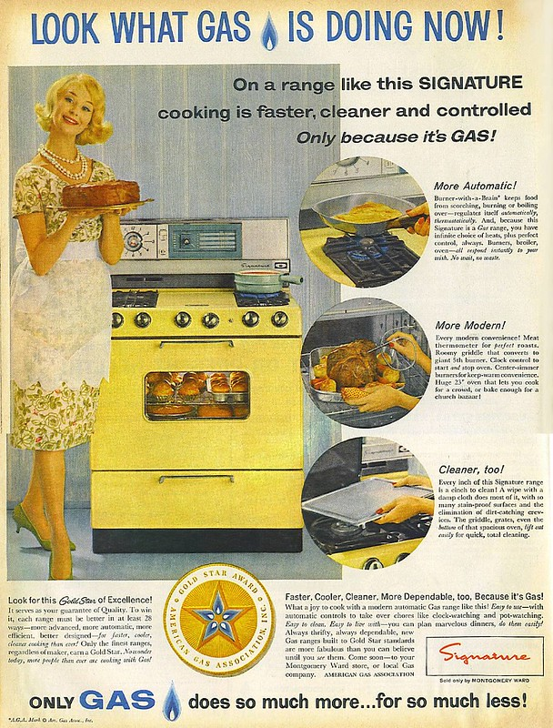 Montgomery Ward Signature 1960