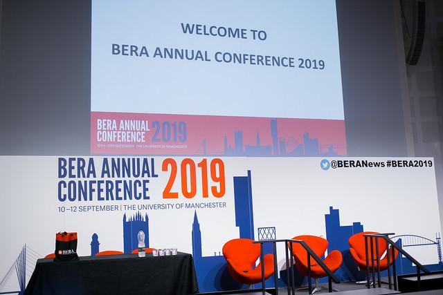 BERA Conference 2019