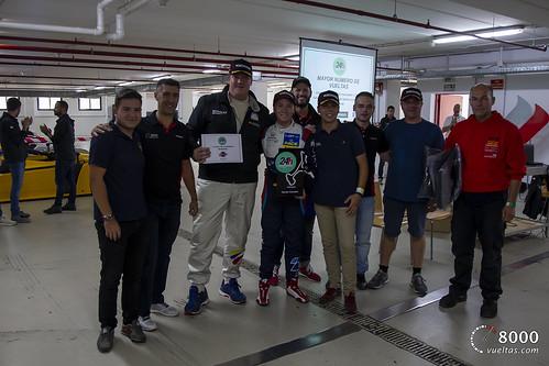 24h Ascari 8000 Vueltas 1598